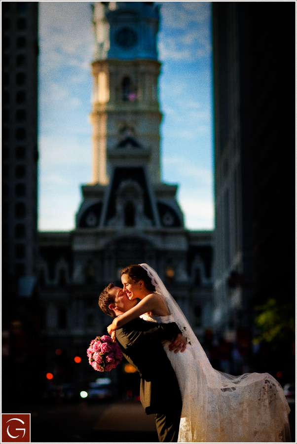 A couple more with City Hall.